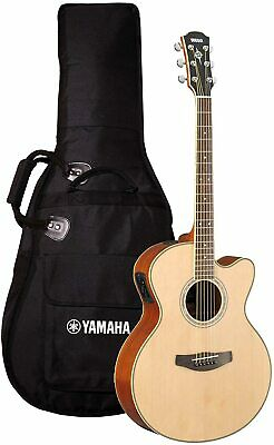 Yamaha CPX700II NT   Acoustic/Electric Guitar From Japan • 726.63£