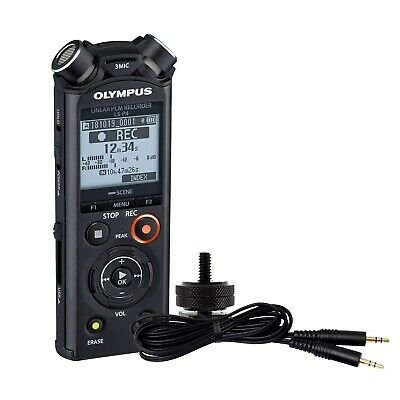 Olympus LS-P4 Linear PCM Audio Recorder Videography Kit • 199£