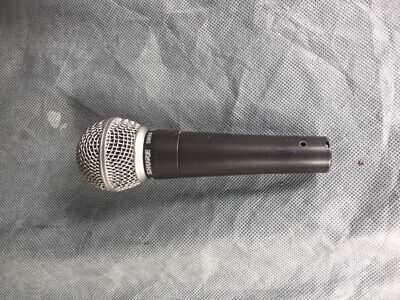 Shure SM58-LC Cardioid Dynamic Microphone • 30£