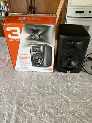 One JBL LSR 305P MKII Master Reference 5  Monitor NEW  //ARMENS  • 95.83£