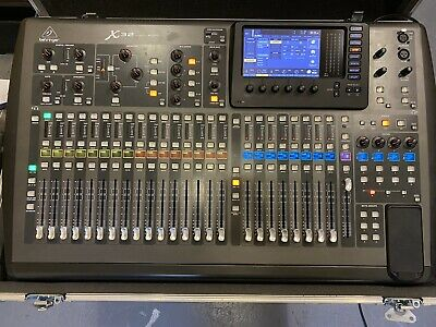 Behringer X32 Digital Mixer Including Multitrack Recording Card And Flightcase • 1,300£