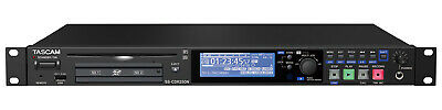 Tascam SS-CDR250N 2-channel Network CD & Solid State Recorder Rack Mount • 1,105.93£