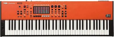 Vox Continental 73-key Organ/Piano Electronic Keyboard With Stand • 2,097.04£