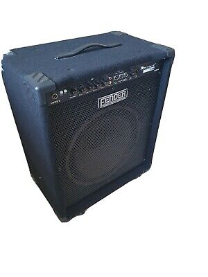Fender Rumble Bass Amplifier 100/15. Slightly Used And In Excellent Condition • 120£