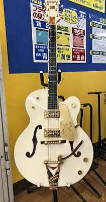 Gretsch G6136T-59E White Falcon Hollow Body Guitar Made In Japan, L0360 • 2,972.39£