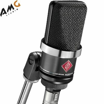 Neumann TLM-102 Large-Diaphragm Studio Condenser Microphone (Black | Nickel) • 511.30£