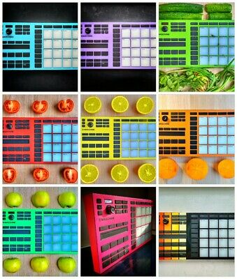 Vinyl Skins For Native Instr MASCHINE MK3 Mikro (various Colours To Choose From) • 11.99£
