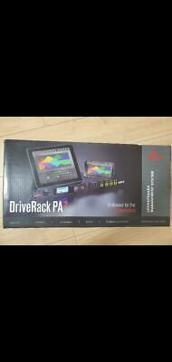 Dbx DriveRack PA2 PA Processor With Accessories Operation Confirmed Dlink 636L • 417.84£