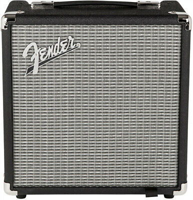 Fender Rumble 15 Watt V3 Bass Combo • 87£
