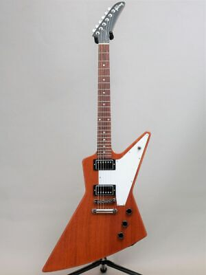 Gibson Explorer Antique Natural 2019 Electric Guitar, S0112 • 1,508.32£