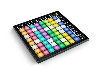 Novation Launchpad X 64-Pad USB Powered MIDI Grid Controller For Ableton Live • 167£