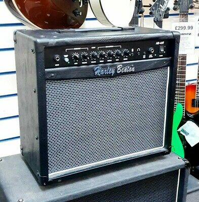 Harley Benton HB40R 40w Guitar Combo Amp With Reverb - FOR SPARES OR REPAIR • 25£