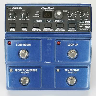 Digitech JamMan JML2V Stereo Looping Station Pedal Boys Like Girls #39415 • 164£