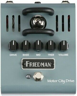 Nationwide Friedman Motor City Drive Overdrive With Vacuum Tube • 281.98£