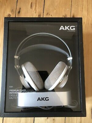 AKG K701 Reference Headphones White | No Reserve • 25£