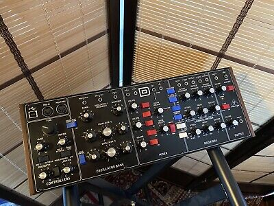Behringer Model D Analogue Desktop Synthesizer - Minimoog Clone Analog Synth • 149£