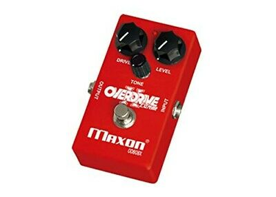 Maxon Guitar Effects Overdrive Extreme Distortion OD808X • 137.27£