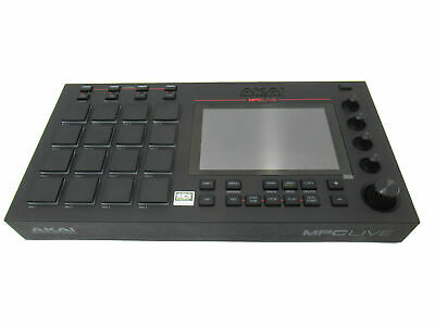 Akai MPC Standalone Live Studio Music Production Controller Inc Warranty • 689£