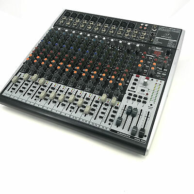 AS IS Behringer XENYX X2442USB 24 Channel USB Mixer - For Parts #PP3698 • 121.39£
