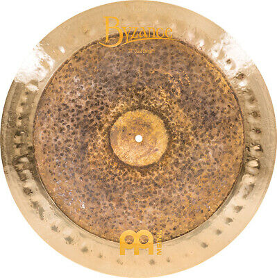 "Meinl Byzance Extra Dry Dual 20"" China Cymbal - Multi-surface Finish • 364£"