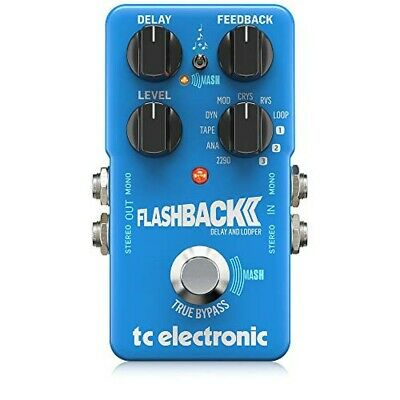 Tc Electronic DELAY FLASHBACK 2 DELAY & LOOPER • 137.50£