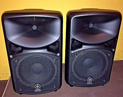 Yamaha Stagepas 600BT Portable PA System. Used. • 600£