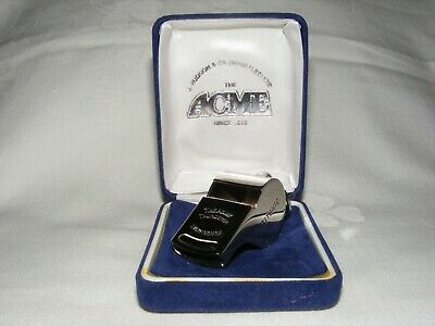 Acme Thunderer Whistle -Titanic, First Mate-Limited Edition - Made In Birmingham • 20£