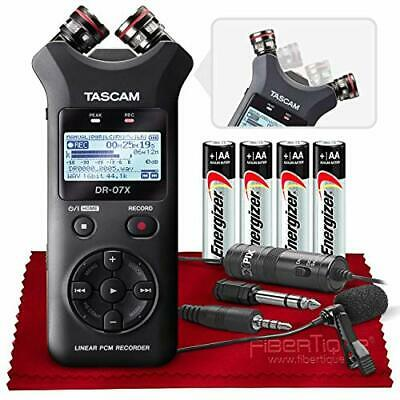 Tascam DR-07X Stereo Handheld Digital Audio Recorder With USB Audio Interface... • 171.09£