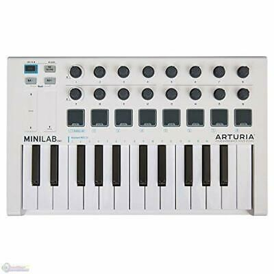 Arturia MINILAB MkII Universal MIDI Controller With 1 Year Free Extended  • 110.82£