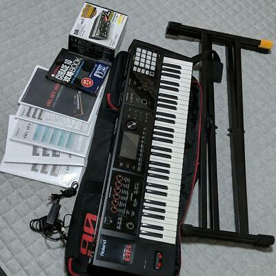 Roland FA-06 Synthesizer & Steinberg Ur22mk2 Audio Interface, Instructions Etc. • 1,104.27£