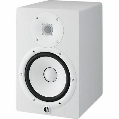 Yamaha HS8W Powered Bi-amplified Studio Monitor With 8-Inch Woofer **BRAND NEW** • 267.68£