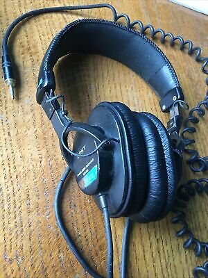 Sony MDR-7506 Headphones (broken — No Sound In Right Ear) • 10£