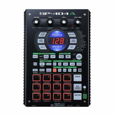 Roland SP-404A Linear Wave Sampler (Opened Box) • 395£