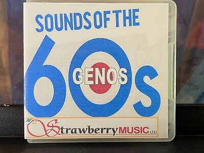 Sound Of The 60's Registrations (on USB) For Yamaha Genos • 25£