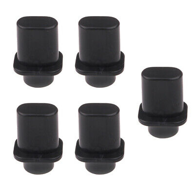 5 Pcs  3 Way Toggle Tip Knobs Switch Tip 3 Way Selector For Fender Guitar • 3.86£