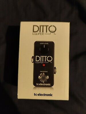 Tc Electronic DITTO LOOPER • 79£