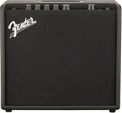 Fender Mustang LT25 Combo Guitar Amplifier • 146£