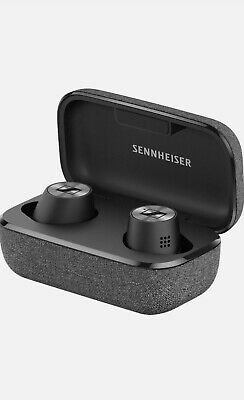 NEW Sennheiser Momentum True Wireless 2 Bluetooth With Active Noise Cancelling • 195£