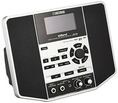 BOSS AUDIO PLAYER With GUITAR EFFECTS EBand JS-10 • 304.02£