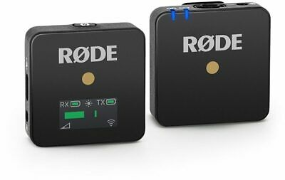 Rode Wireless Go Compact Wireless RC Microphone System For Camera Recording • 136.33£