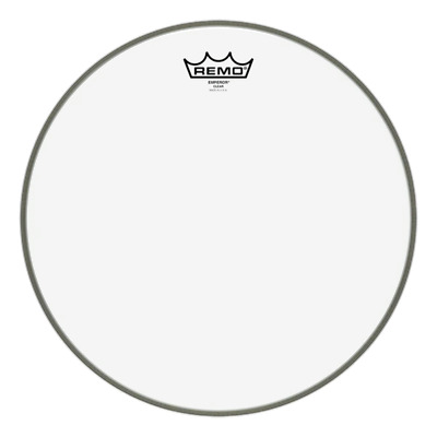 Remo Emperor Drum Heads - Clear