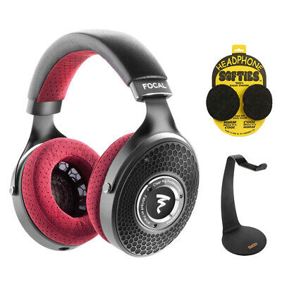 Focal Clear MG Professional Open-Back Headphones W/ Stand & Earpad Covers • 1,078.15£