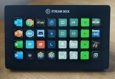 Elgato Stream Deck XL 32 Keys • 225£