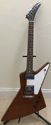 2019 Gibson Explorer Antique Natural Electric Guitar • 1,062.33£
