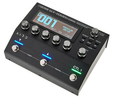 Boss GT1000Core - The Complete Internal Tone Processing Of The GT-1000 • 510£
