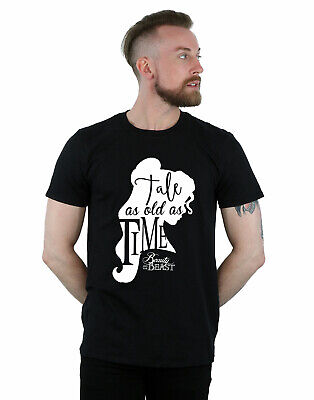 Disney Men's Tale As Old As Time T-Shirt • 13.99£