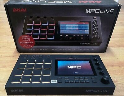 AKAI MPC LIVE (1) Standalone DJ Music Production Center With Touchscreen EX# • 769.99£