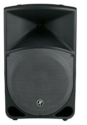 Pair Of Mackie Thump TH-15A PA Speakers With Stands • 250£