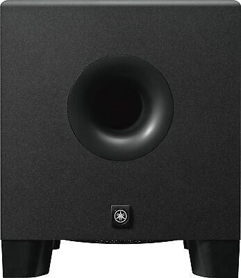 Yamaha HS8S 8 Inch Powered Studio Subwoofer - OPEN BOX CONDITION • 288.67£
