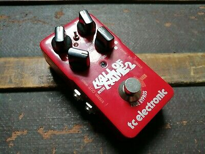 TC Electronic Hall of Fame 2 Reverb - FREE NEXT DAY DELIVERY IN THE UK